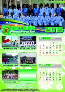 Kalender MAN 2 Kudus 2015 4